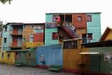 Le quartier de La Boca