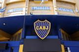 Le stade de La Boca