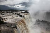 Les chutes d'Iguazu
