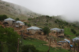 Village along the road to Nemrut Dagi