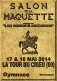 expo La tour du crieu (17 et 18 mai 2014)