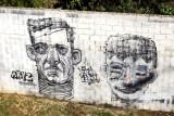graffiti mug shots