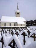 Graveyard and village Church