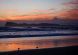 Sunrise on Pauanui Beach