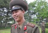 Smiling KPA DPRK