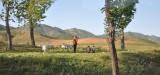 more rural kids playing DPRK