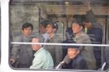 Pyongyang daily commute