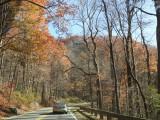 The Smokey Mountain National Park