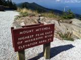 Mt. Mitchell, NC