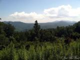 Blue Ridge Parkway Overlook, NC