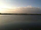 Florida Bay at dawn