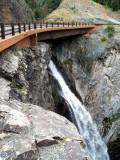 Million Dollar Highway overlook: Ouray Co., CO