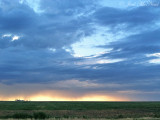 Sunrise view: Beaver Co., OK