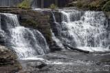 DeSoto Falls dam area: DeKalb Co., AL
