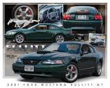 2001 Mustang Bullitt GT