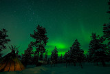 Swedish Lapland and the Aurora Borealis