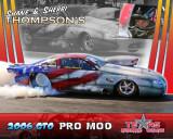 Shane Thompson Outlaw Pro Mod