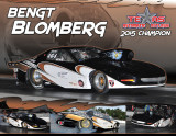 Bengt Blomberg Outlaw Pro Mod 2016