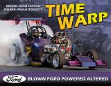John Tappan Time Warp 2016