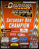 Oklahoma Summer Nationals 2016 Plaques