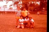 Quinta da Boa Vista - anos 1970
