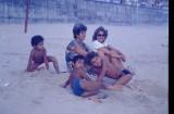 Rodrigues, Cecilia e filhos - 1982