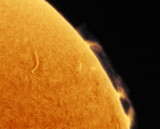 Sun 27Dec13 Double Arched Prominence