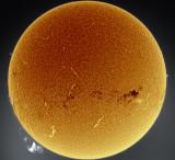 The Final Sun of 2013