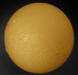 Sun Full Disk 21 Feb 2014