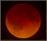 Lunar Eclipse April 15, 2014