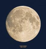 12 June 2014 Twilight Full Moon