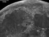 ISS Moon Transit May 21, 2016