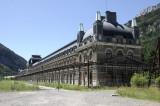 Gare abandonnée de Canfranc