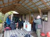Zuiderzeepad Wandeling Nijkerk - Nunspeet dd 23/24 november 2013