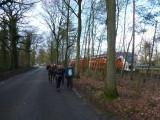 Zuiderzeepad Wandeling Nunspeet - Kampen dd 4/5 januari 2014