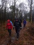 Noaberpad Wandeling Donnerburg - Winterswijk 30/31 januari 2016