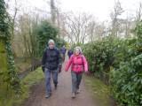 Noaberpad Wandeling Winterswijk - Ulft 12/13 maart 2016