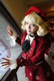 Lolita In Crimson Red