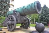 Canon tsar, Kremlin, 克里姆林宫40顿重炮王