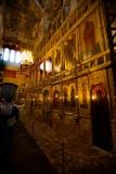 Church Interior Kremlin.克里姆林宫教堂