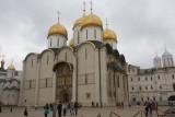 Churches inside Kremlin,克里姆林宫教堂