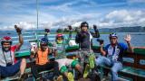 Cycling tour Lake Toba, Nov 2013