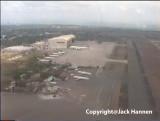 PAL Hanger & stored BAC 1-11 aircraft