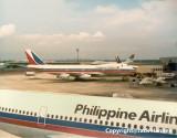 B747-200 & A300