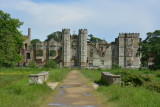 Cowdray House Ruins Midhurst West Sussex