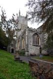 St Fimbarrus Church Fowey Cornwall