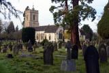 Woodmansterne Church Surrey