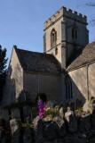St Kenelm's Church, Minster Lovell,  Oxfordshire.