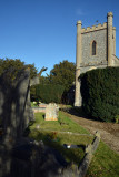 St Nicholas Church, Remenham, Oxfordshire.