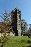 All Hallows Church Tillington Sussex